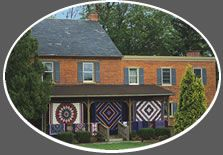 Handmade Amish quilts and fabric - Sylvia Petersheim Quilts & Crafts - Lancaster County, PA