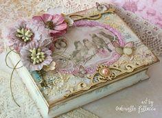 Book Style Keepsake Box w./Video Tutorial **Bo Bunny** - Scrapbook.com