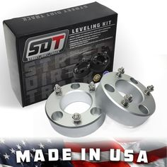 Ford Fwd  Front Lift Leveling Kit