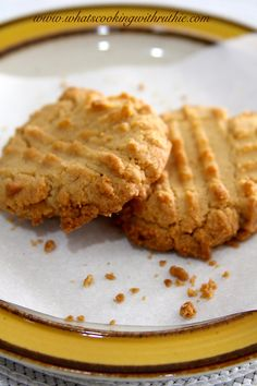 Debbie's Peanut Butter Cookies the BEST cookie ever! by whatscookingwithruthie.com #recipes #cookies