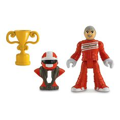 Imaginext® Collectible Figure Racecar Driver - Shop Imaginext Kids' Toys | Fisher-Price
