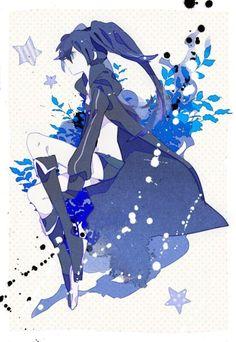 Black Rock Shooter (^u^)/ Art Anime, Anime Kunst, Manga Art, Manga Anime, Black Rock Shooter, Hatsune Miku, Neko, Belle Cosplay, Beast