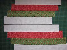 seminole para toalha de Natal