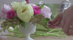 PureWow Presents: Flowers Made Simple
