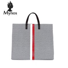 (129.90$)  Watch here - http://ai4f2.worlditems.win/all/product.php?id=32792018047 - MYNOS New Fashion Canvas Handbags For Women Brand Designer Women Messenger Bag Large Tote Bag For Women SAC A MAin Femme