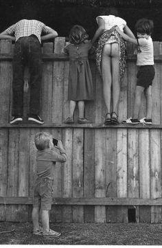 Пост обожания монохромных фотографий.