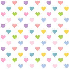 MeinLilaPark – DIY printables and downloads: Free digital heart scrapbooking paper - ausdruckbares Geschenkpapier - freebie