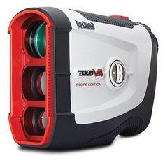 BUSHNELL Tour V4 Slope Patriot Pack Laser Rangefinder Vertical PinSeeker Jolt