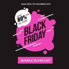 BUNDLE SILVER LIST . SPECIAL FOR BLACK FRIDAY & CYBER MONDAY . ONLY $59 (LIMITED 30 LICENSES) The post BUNDLE SILVER LIST appeared first on DiscountSAAS. Viral Marketing, Marketing Software, Email Marketing, Internet Marketing, Social Proof, Media Campaign, Seo Tools, Tool Design, Text Messages