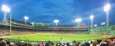 Play ball. | Bit by Bon   Fenway Park. Baseball. Red Sox.