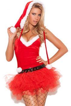 2ce99196e2c Costume-Christmas  Santa s Sweetie - 3 pc Costume includes tutu dress