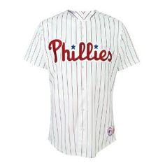 MLB Philadelphia Phillies Replica Jersey --- http://www.pinterest.com.yolo.bz/4au