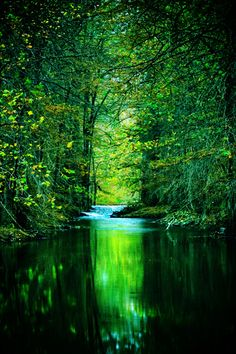 Emerald river, Rio Verde, Texas