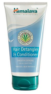 Hair washed with detangler and conditioner has smooth, soft, and tangle-free; making the hair-look as thick and shining. Detangler & Conditioner is required for dry, rough, and brittle hair. The application moisturizes the dry flakes of scalp and makes the hair easier to manage and tangle free.