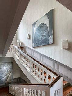 Pierre Yovanovitch's château in the south of France | House & Garden Provence, Pierre Yovanovitch, Tree Trunk Table, Interior Architecture, Interior Design, Design Interiors, South Of France, Architectural Digest, Contemporary Interior