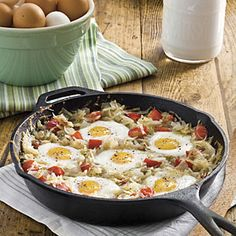 The Eggberts Sunriser | Recipe | Cooking, Country and Breakfast