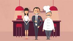 Quick Resto is an innovative restaurant management system.
