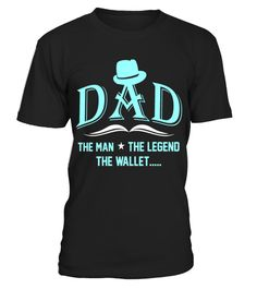 # Dad Man Legend Wallet Tshirt .  Limited Time Only - Ending Soon!Guaranteed safe and secure checkout via:PAYPAL | VISA | MASTERCARD | AMEX | DISCOVEREXTRA DISCOUNT : Order 2 or more and save lots of money on shipping! Make a perfect gift for your friends or any oneBe sure to order before we run out of time!personalized fathers day shirts, father's day t shirts designs, father's day t shirt ideas, funny fathers day shirts, father's day shirts for grandpa, star wars father's day shirt, tmnt…