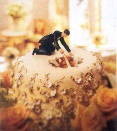 Sexy susie cake topper