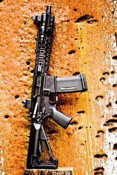 Knight's MFG AR-15
