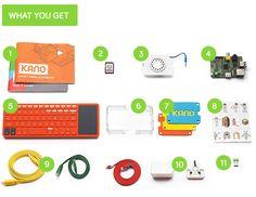 Kano: A computer anyone can make by Kano — Kickstarter