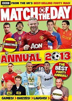 1c226cdffea Match of the Day Annual 2013 (Annuals 2013)  Amazon.co.uk
