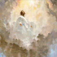 Jesus Ascending