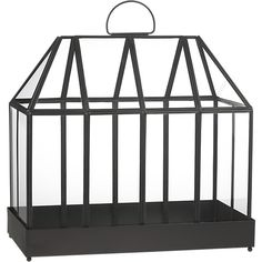 I want to find a terrarium like this from Ross, TJ Maxx, or HomeGoods (since this Crate & Barrel version is $149...What?!