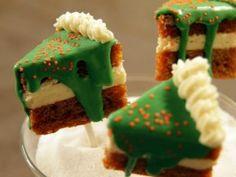 Carrot Cake Pops - Holidays