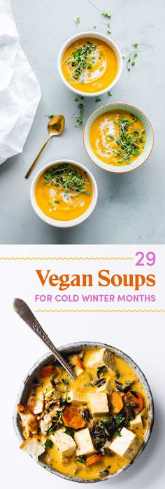 29 Tasty Dairy-Free Soups That'll Soothe Your Soul