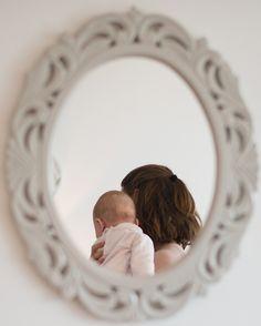 photo bebe et maman - maman vogue