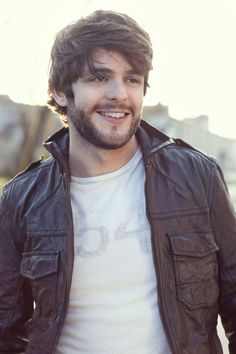 Thomas Rhett! Just saw him in concert this past weekend with Jake Owen and Jason Aldean <3