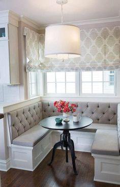 20+ Ideas Kitchen Window Seat Bench Banquettes #kitchen