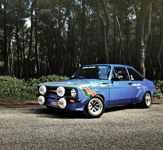 Ford Rs, Ford Escort, Rally Car, Car And Driver, Mk1, Exotic Cars, Reiki, Cars And Motorcycles, Old School