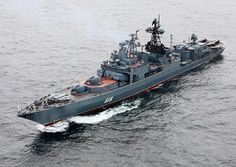 Anti-submarine vessel Severomorsk, of the Russian Navy's Northern Fleet, recently escorted the Panama-flagged bulk carrier Salamet through the Gulf of Aden. The vessels traveled along the corridor from the Arabian Sea, through the Gulf and to the Red Sea, covering more than 1,000 nautical miles.
