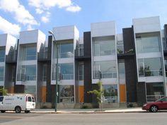 Memphis Modern Townhouses