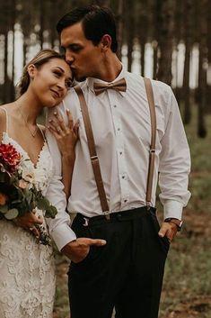 Bow Tie Wedding, Wedding Groom, Wedding Suits, Wedding Attire, Boho Wedding, Wedding Dresses, Wedding Rustic, Wedding Flowers, Whimsical Wedding