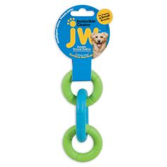 JW Pet Company Mini Invincible Chains Dog Toy, Colors Vary -- Quickly view this special dog product, click the image : Dog Toys