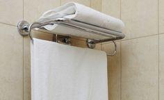Decorar el baño: Cómo organizar las toallas