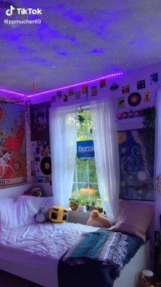 Indie Bedroom, Indie Room Decor, Cute Room Decor, Teen Room Decor, Hipster Room Decor, Wall Decor, Room Design Bedroom, Room Ideas Bedroom, Bedroom Inspo