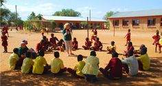 One of my lifelong dreams has been to go on a mission trip to Africa.