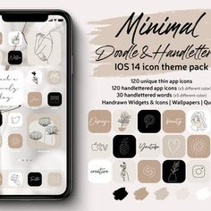 Nude Aesthetic IPhone iOS 14 App icons Theme Pack Cream Beige | Etsy Apple Tv, Apple Watch, Candy App, Facebook Messenger, Evernote, Black App, Apple Icon, Iphone Wallpaper App, App Icon Design