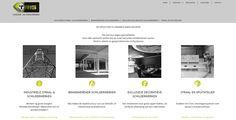 Website Tris schilder- en straalwerken