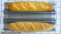 kitchen flavours: French Bread (Pain Ordinaire)