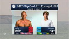 Meo Rip Curl Pro Portugal: Round Three, Heat 9