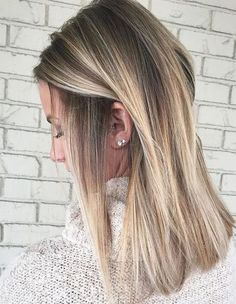Hair Color Ideas for Straight Medium Hairstyles 2018