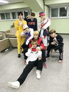 Suga | Namjoon | Taehyung | Jin | Jimin | Jungkook | J-hope
