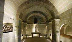 pequeños detalles, la capilla de San Bartolomé de la iglesia de San Pedro el Viejo de Huesca ...