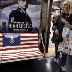 Hhggffgh Shitstorm, High Castle, The Man, New York, Fashion, News, Crosses, Advertising, Moda