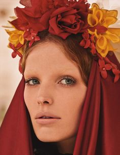 De España Alisa Ahmann · Giampaolo Sgura · Spain · Vogue Germany